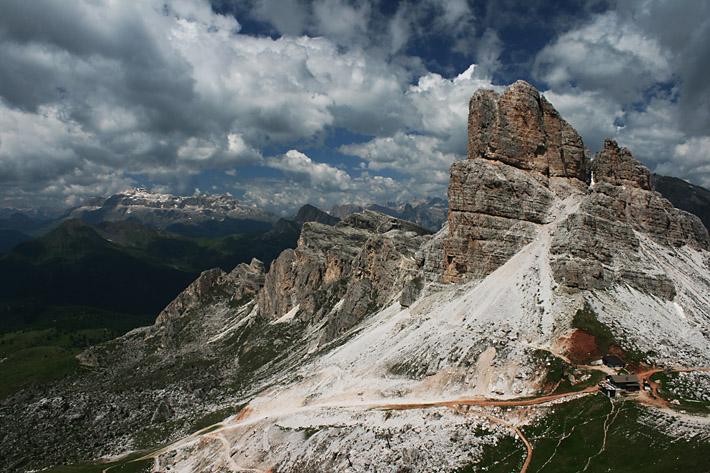 Monte Averau 2649m.n.m.